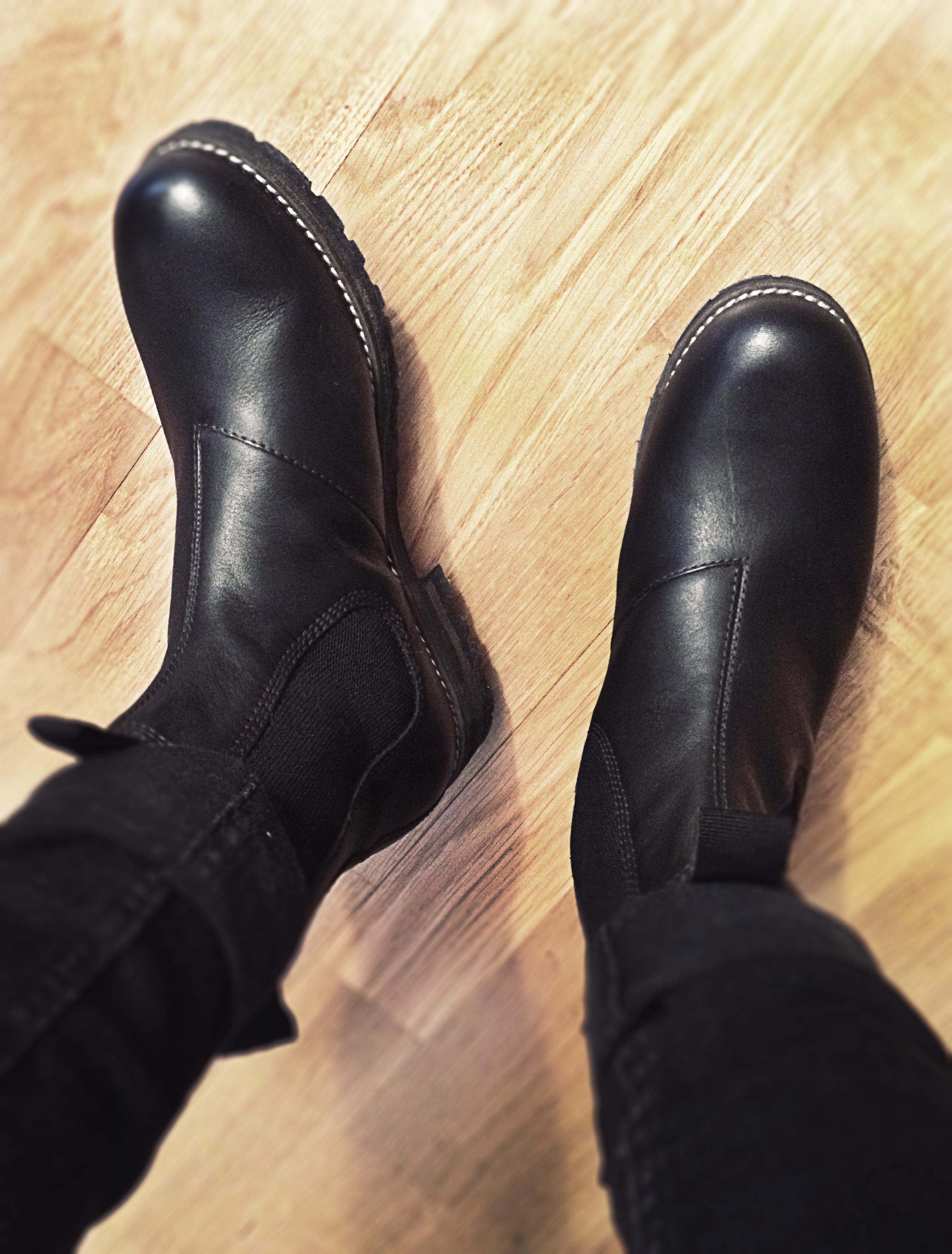 Vagabond boots! <3