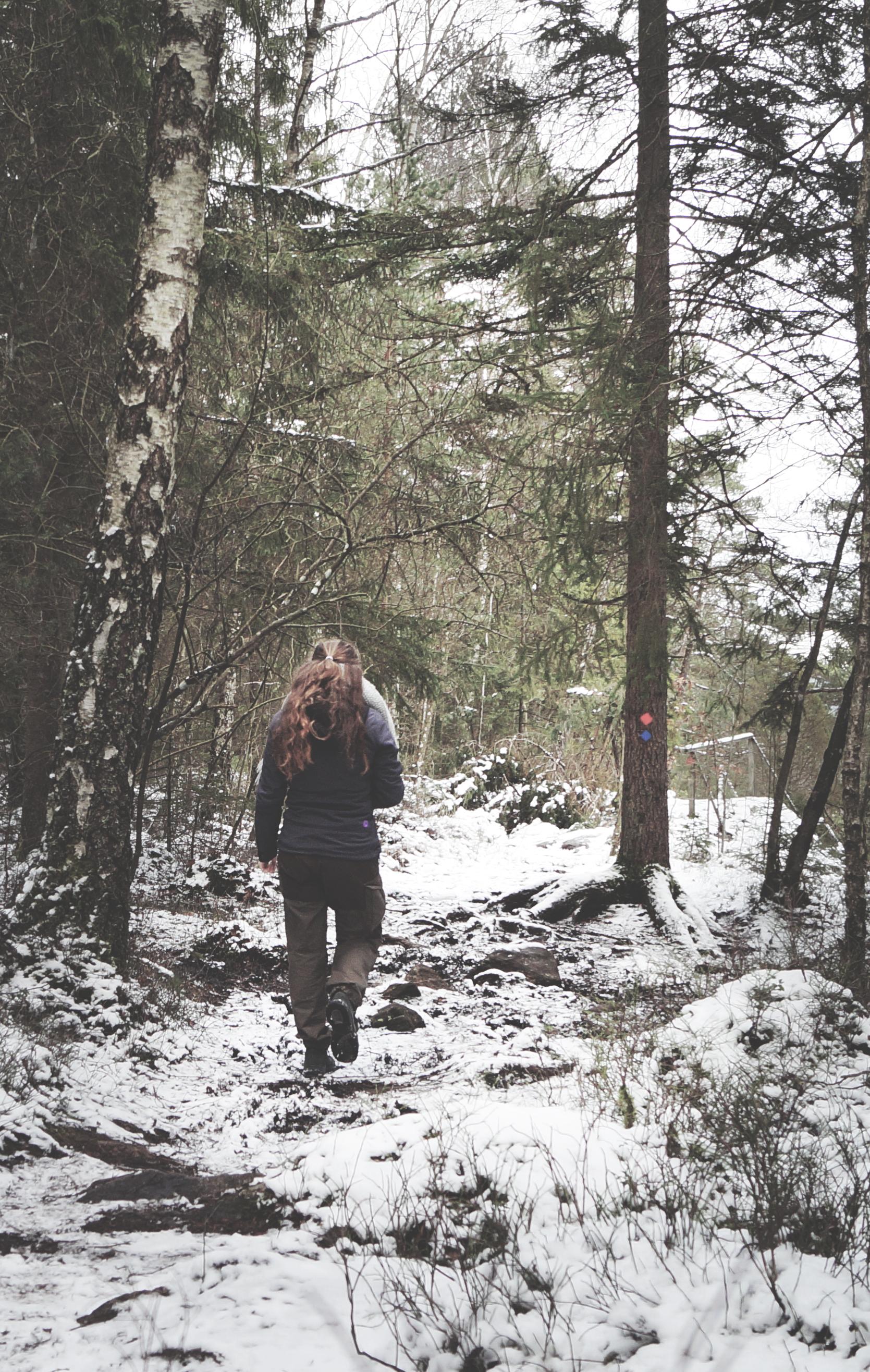 Försent för kärlek ren som snö